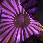 Sony Center, Berlin am Potsdamer Platz