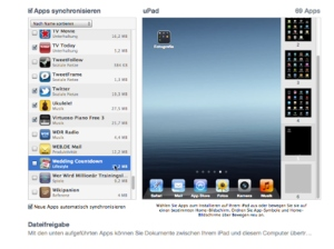 App aus iTunes entfernen